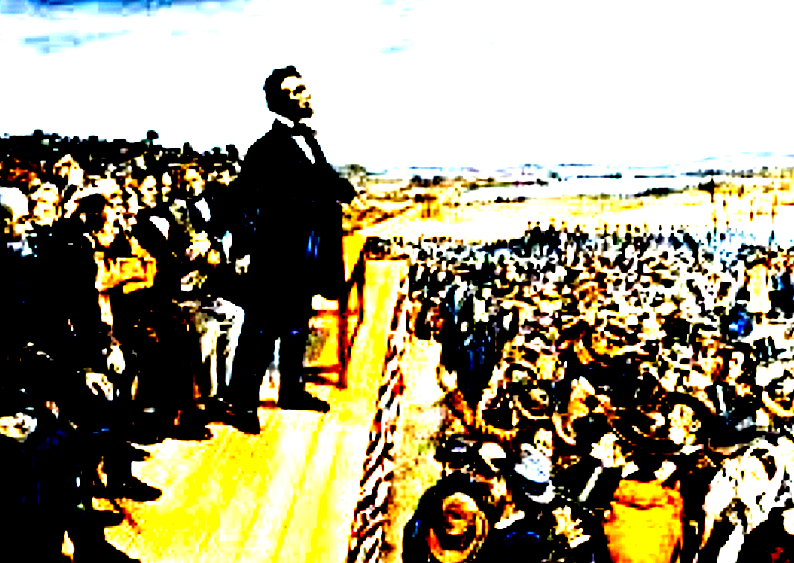 Lincoln speech
