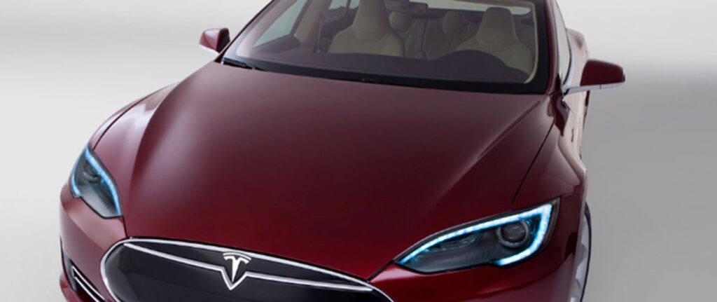 Tesla Motors Has Made The World 39 S First Luxury Electric Car