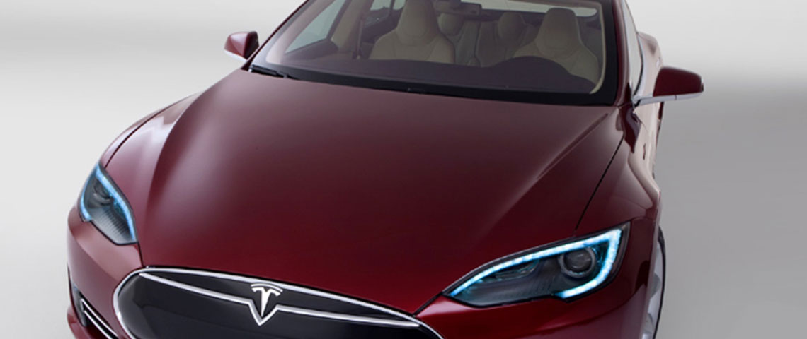 Tesla Motors Has Made the World's First Luxury Electric Car