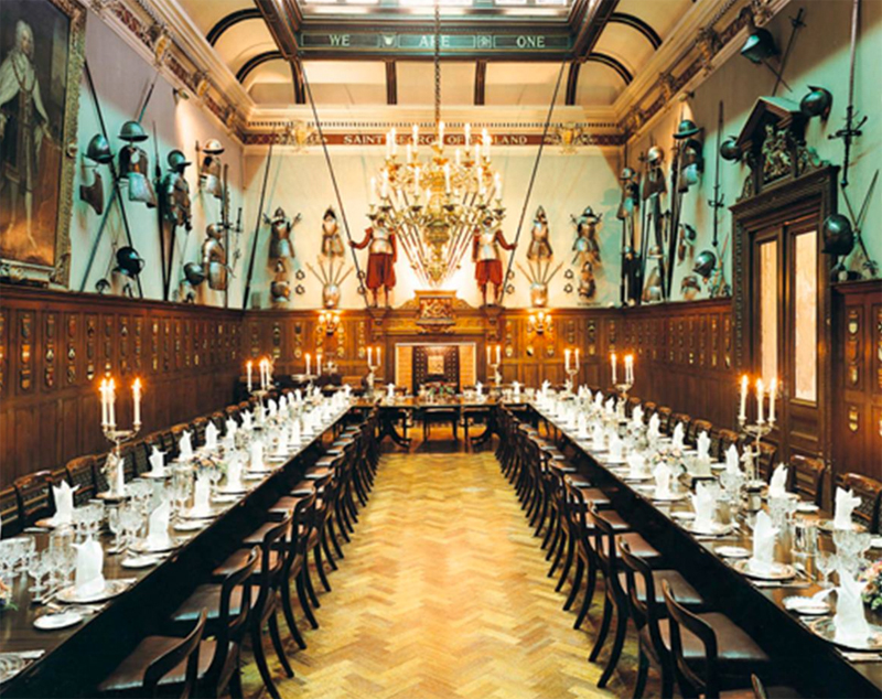 Hire Space rents some of the most luxurious spaces in London