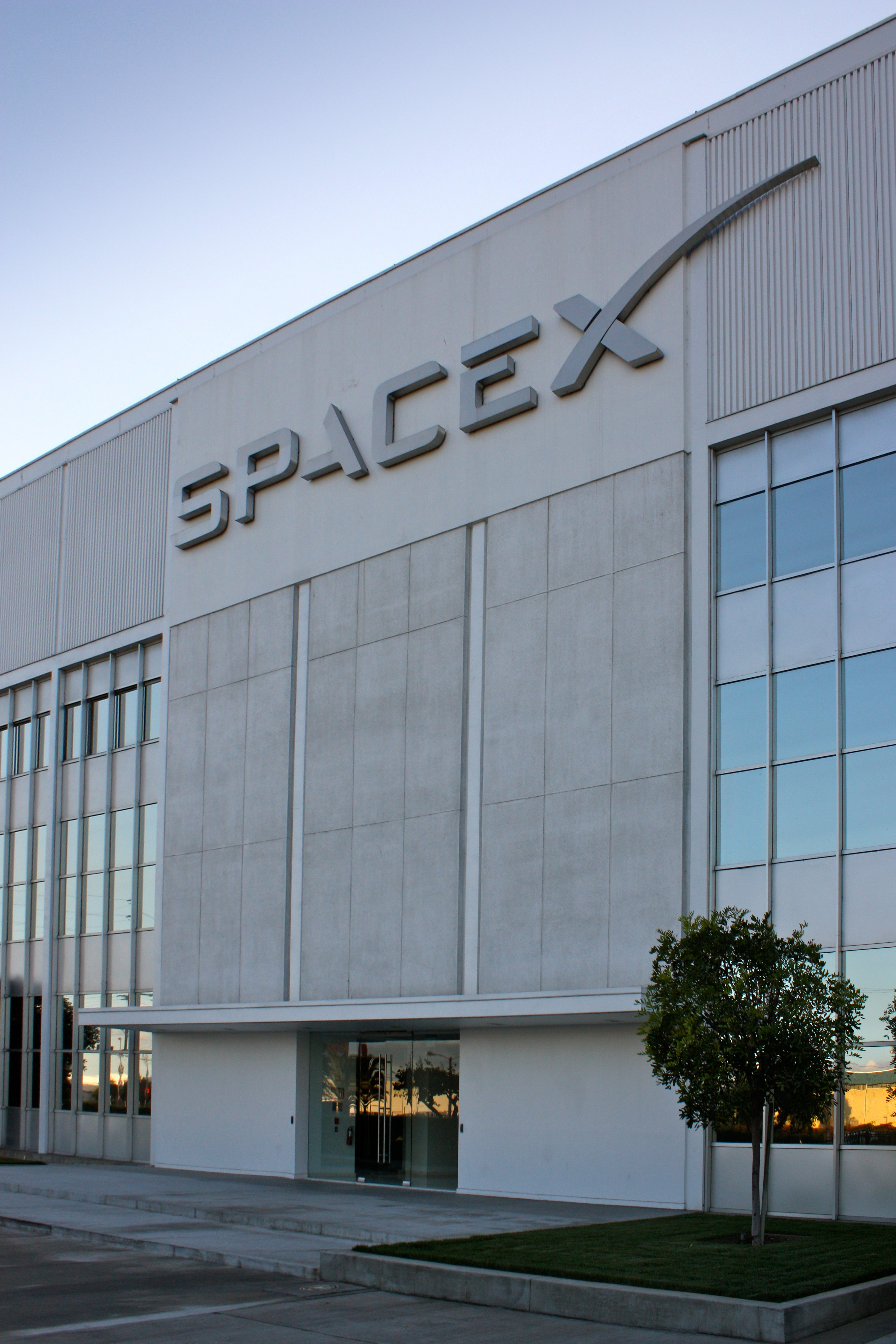 spacex is a public company - photo #32