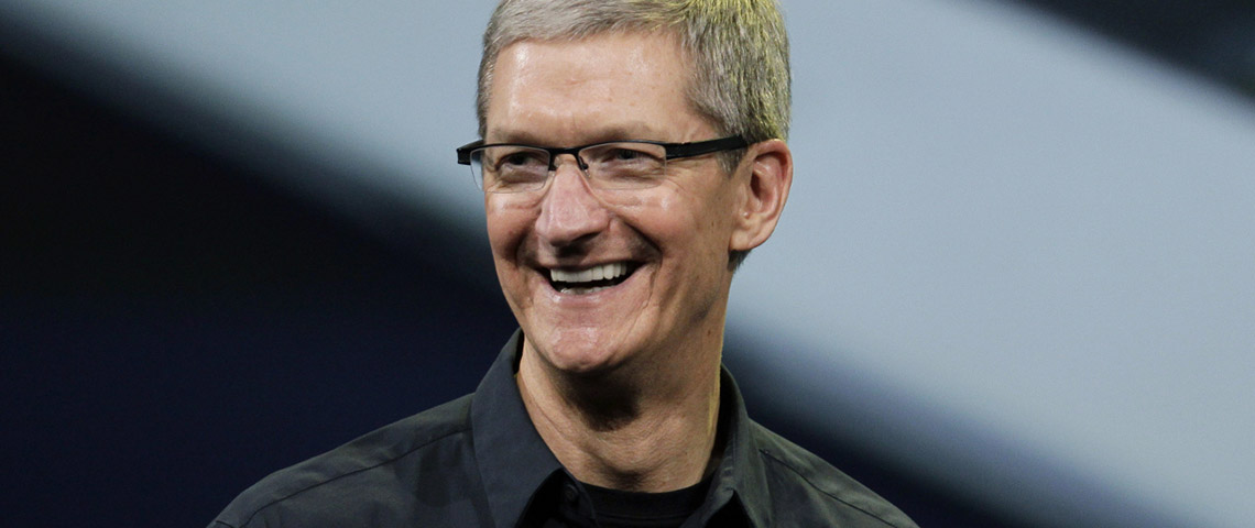 Tim Cook and Apple invest in Didi