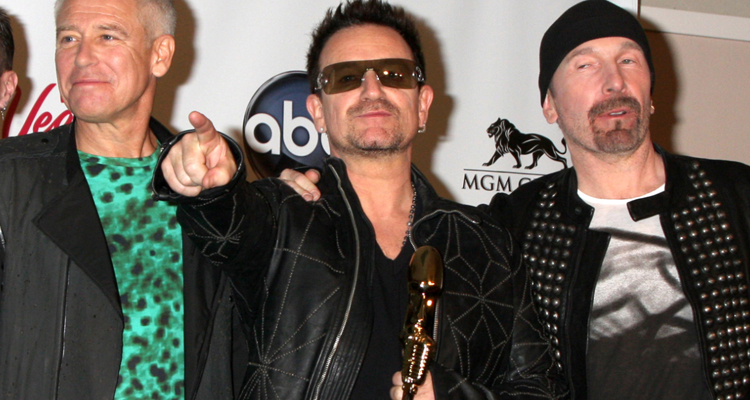 Bono believes capitalism cures poverty