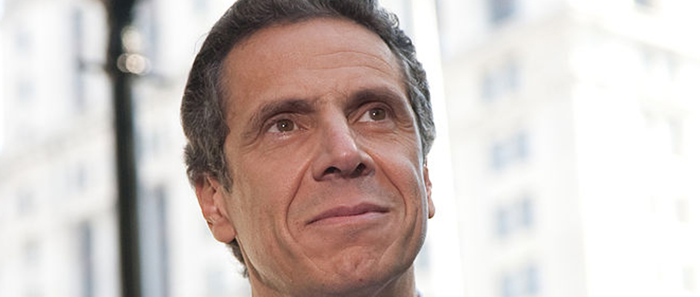 Cuomo snaps on Conservatives