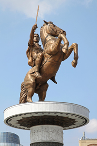 Alexander the Great faced many battles along his journey, just as many great entrepreneurs will