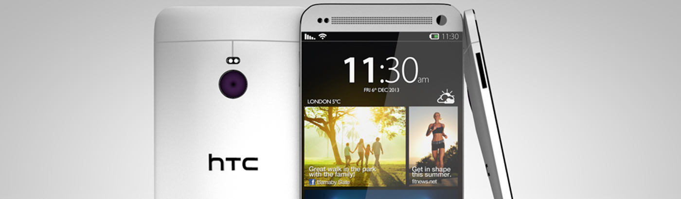 HTC One M8 marketing strategy