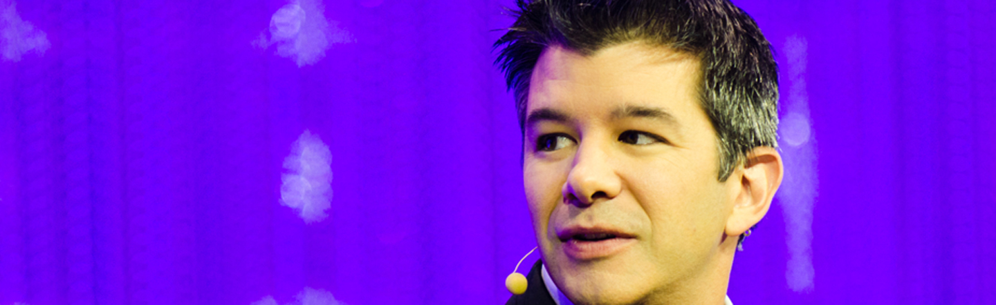 What made Travis Kalanick a successful entrepreneur