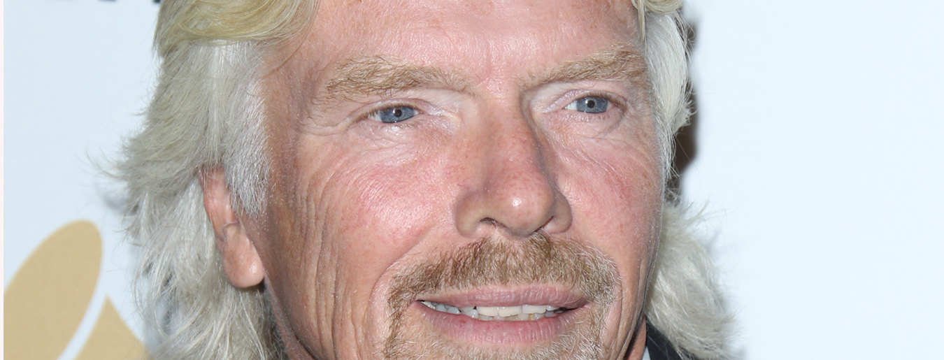 Richard Branson faced many challenges as an entrepreneur