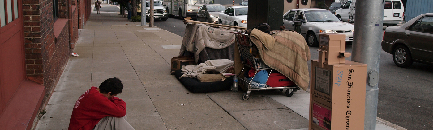 Homeless rate in California is rapidly rising