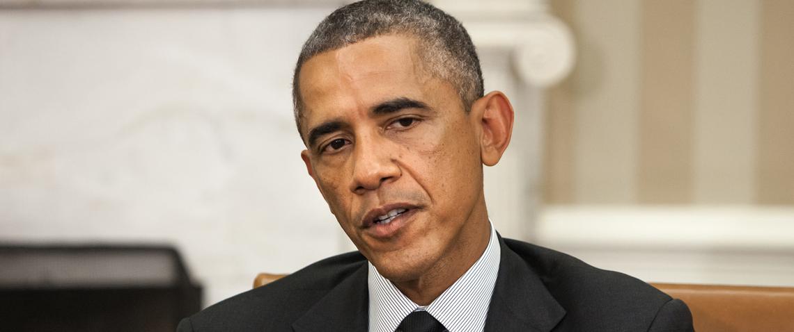 Obama's Leadership Style
