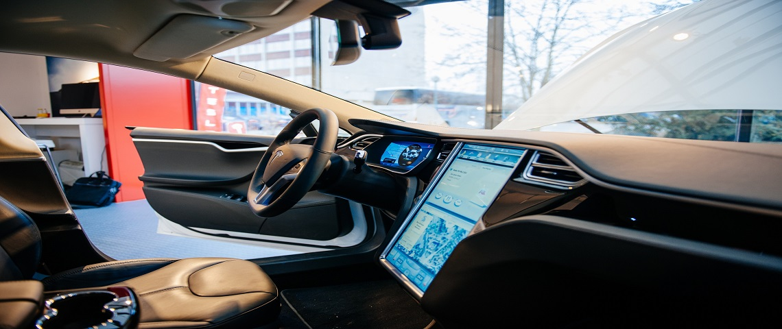Connected cars create tremendous opportunity for entrepreneurs