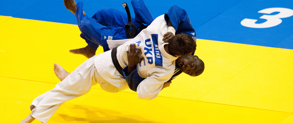 Judo is a great sport for entrepreneurs