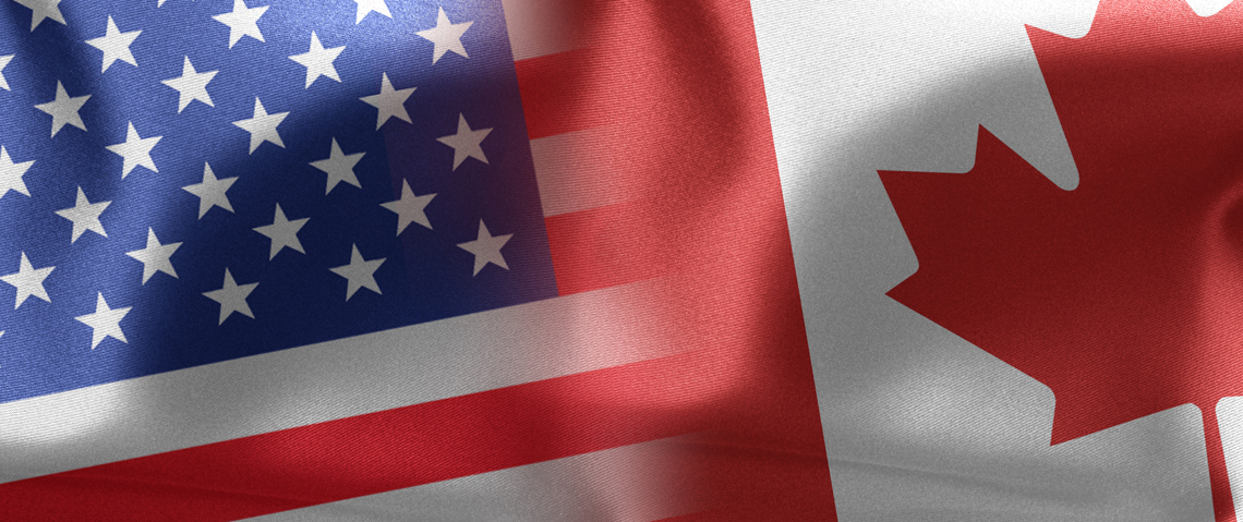 Canadian federal election turns American