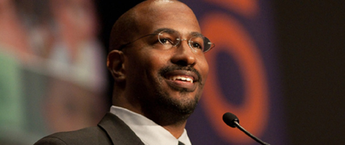 Van Jones makes racial remarks about Democrat 2016 field