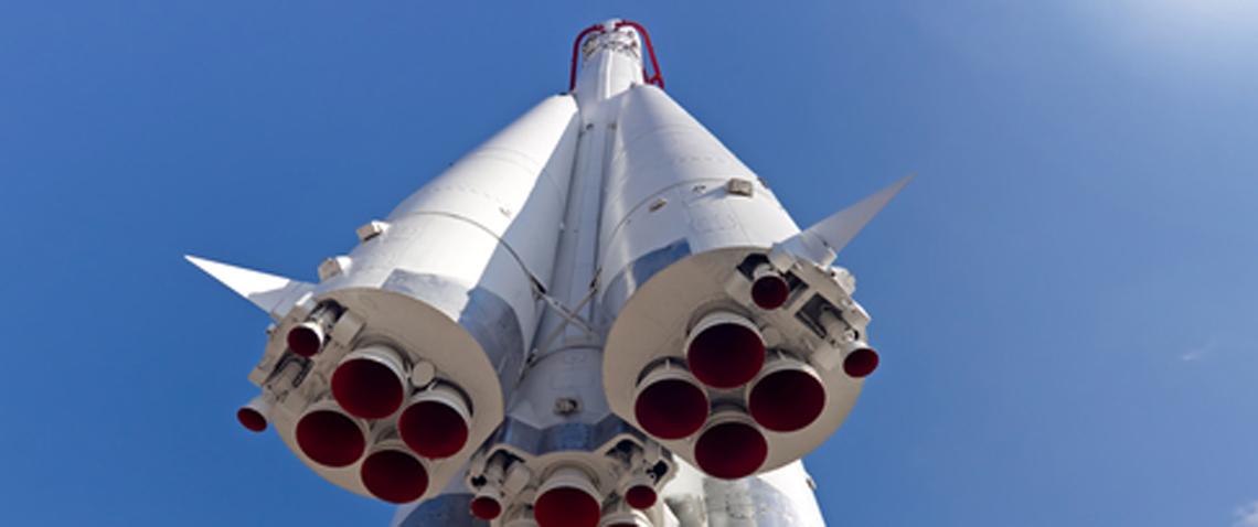 Space Race between Elon Musk and Jeff Bezos