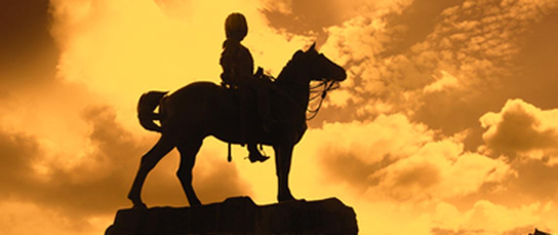 Boer War monument