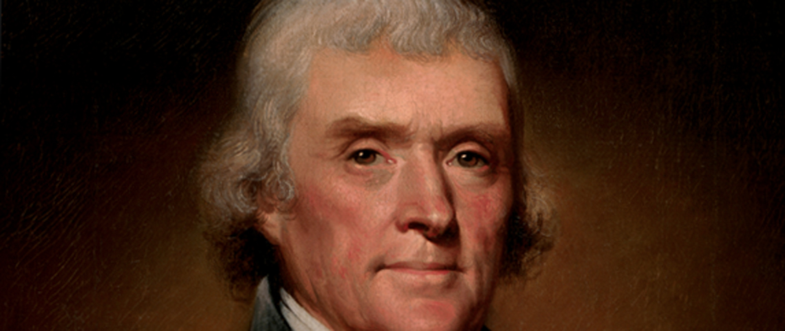 Why Thomas Jefferson hated SOTU