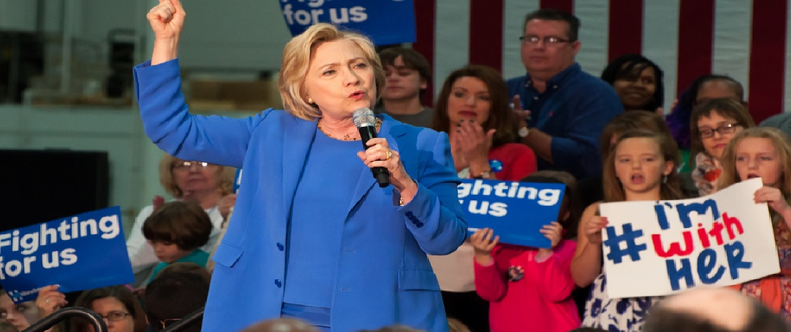 Hillary Clinton promises to raise taxes on Middle Class