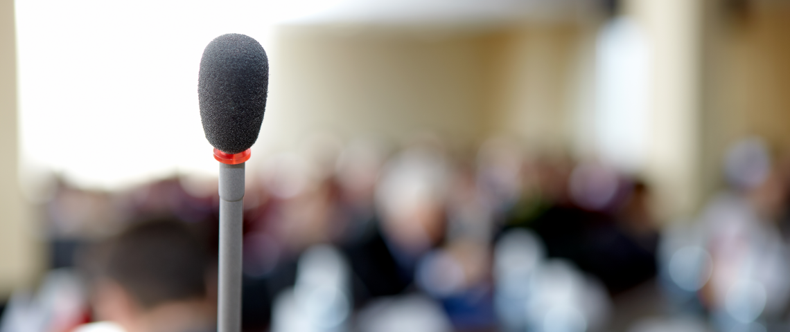 how to conquer your fears of public speaking