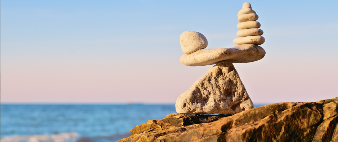 Finding balance as an entrepreneur