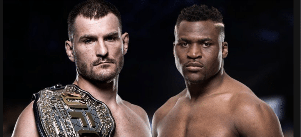 Entrepreneur lessons from Stipe versus Ngannou UFC fight
