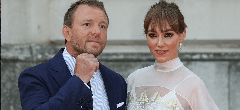Guy Ritchie 'Owning the Suit'