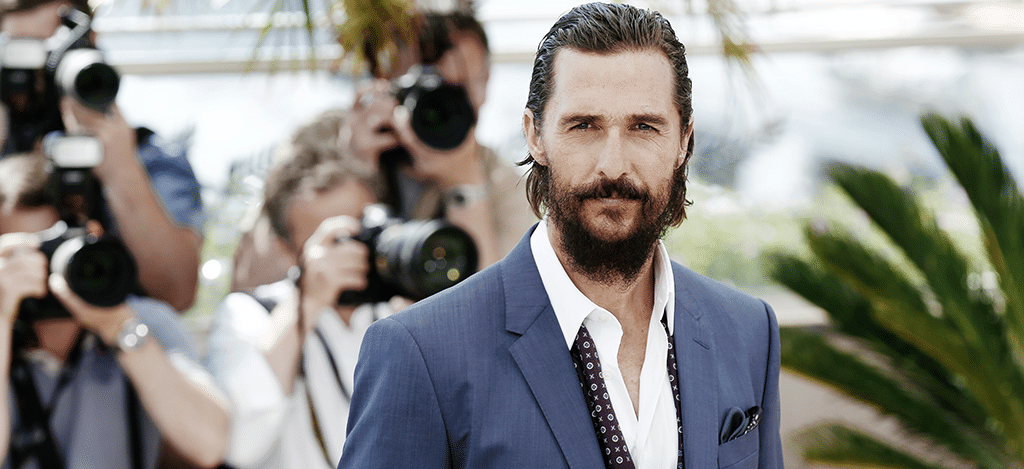 Book review of Mathew McConaughey's Greenlights